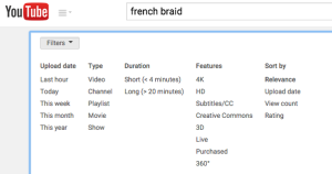YouTube Search Tools